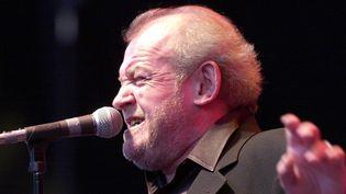 Le chanteur anglais Joe Cocker.  (Walter Bieri / keystone/ AFP  )