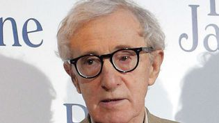 Woody Allen en 2014. (CHRISTOPHE ENA / AP / SIPA)