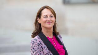 La ministre de l'Écologie, Ségolène Royal, le 28 septembre 2016. (CITIZENSIDE/YANN BOHAC / CITIZENSIDE)