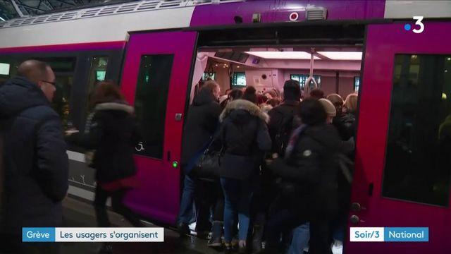 Grève des transports : les salariés s'organisent et les alternatives en profitent
