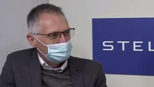 Carlos Tavares, directeur général de Stellantis (FRANCEINFO/ RADIOFRANCE)