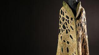 """Exposition """"Les robes sculptures de Noureddine Amir"""" du 9 mars au 3 avril 2016. Fondation Pierre Bergé -Yves Saint-Laurent. 3, rue Léonce Reynaud. 75016 Paris. Tous les jours sauf le lundi de 11h à 18h. Entrée libre. www.fondation-pb-ysl.net  (Cringuta Pinzaru)"""