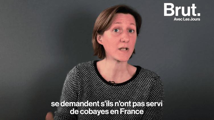 Levothyrox : Aurore Gorius dévoile la situation de conflit d'intérêts entre le laboratoire Merck et l'Agence du Médicament (BRUT)
