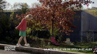 Envoyé spécial. La nouvelle vie de Stella et Alex (ENVOYÉ SPÉCIAL  / FRANCE 2)