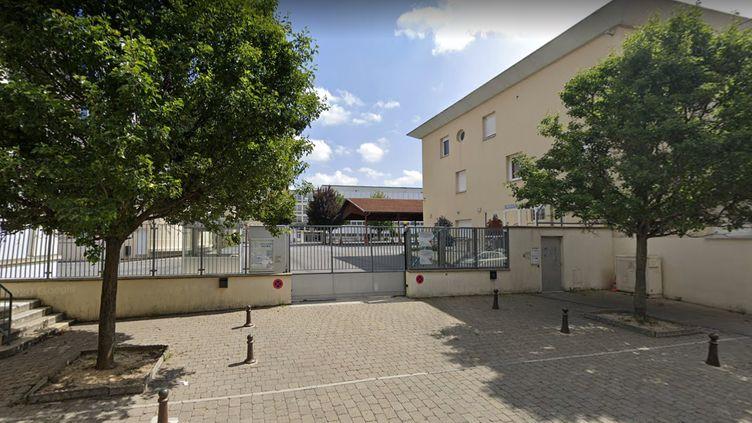 Le collège Saint-Joseph de Reims, où sont scolarisés le suspect et la victime, en juillet 2020. (GOOGLEMAPS)