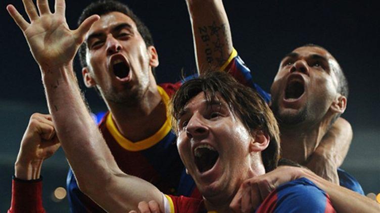 Les Barcelonais continuent d'aligner les records