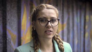 Une photo non datée de la journaliste bulgareViktoria Marinova. (HO / TVN.BG)
