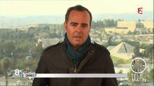 L'évacuation des civils a débuté à Alep. (FRANCE 2)
