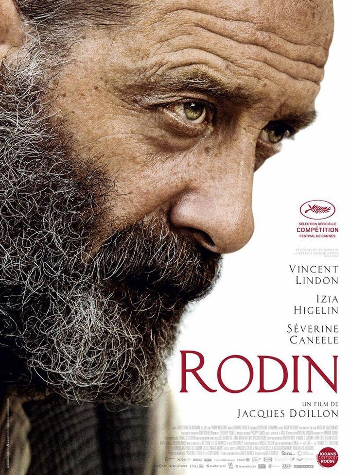 """Rodin"" : l'affiche  ( Wild Bunch Distribution)"