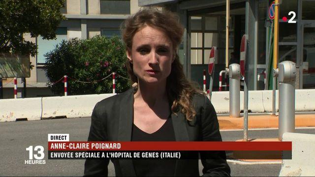 Gênes : que sait-on des victimes ?