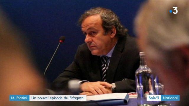 Michel Platini : le Fifagate relancé