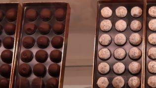À la tête d'un empire, Pierre Marcolini, chocolatier belge, a révolutionné le monde de la chocolaterie. (FRANCE 3)
