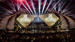 Les Victoires de la musique classique 2019 à la Seine Musicale à Boulogne.  (Geoffroy VAN DER HASSELT / AFP)