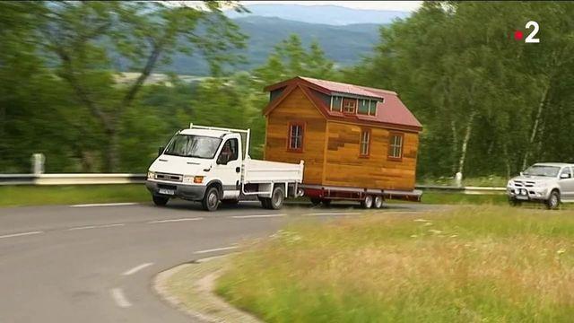 les mini-maisons, une solution pour lutter contre la crise ?