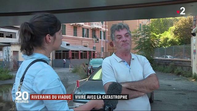 Viaduc de Gênes : vivre avec la catastrophe