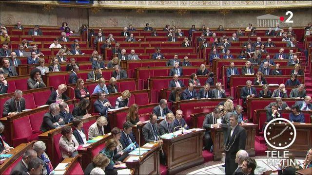 L'Assemblée nationale vote l'interdiction de la fessée en France