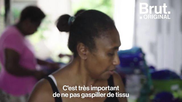 Respect de l'environnement, autonomisation des femmes, soutien à l'économie locale… C'est le projet Mamma's Laef.
