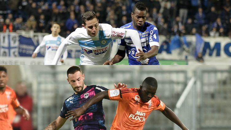 Marseillais, Bastiais, Bordelais et Lorientais auront tous un enjeu important ce soir.