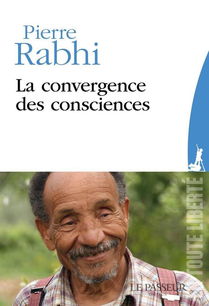 La couverture du dernier livre de Pierre Rabhi (2016)  (Le Passeur)