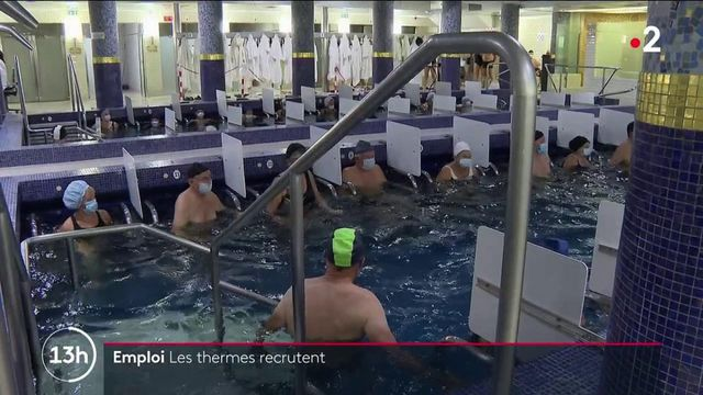Emploi : les stations thermales recrutent