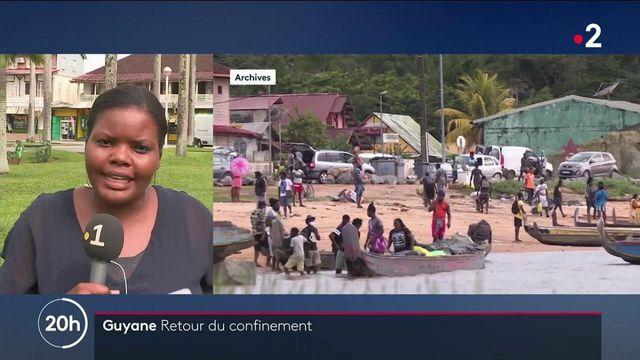 Covid-19 : nouveau confinement de deux semaines en Guyane
