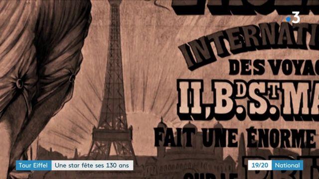 Tour Eiffel : une star fête ses 130 ans
