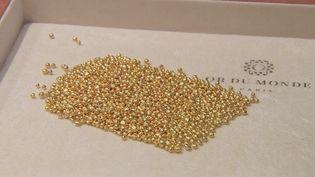 Joaillerie : des bijouteries misent sur l'or éthique (France 3)
