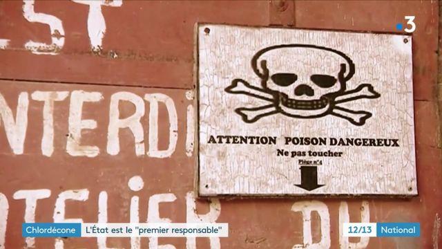 Chlordécone : un rapport parlementaire pointe la responsabilité de l'État