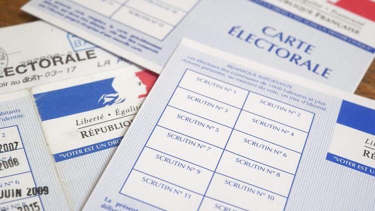 Illustration pour les inscriptions sur les listes électorales en Nouvelle-Calédonie avant le 31 décembre 2017 (MAXPPP)