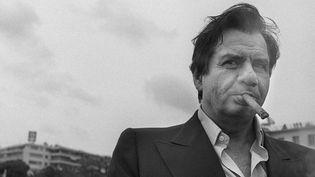 Michel Galabru au Festival de Cannes 1977  (AFP)