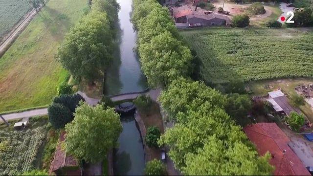 Chemins de traverse : à la source du canal du Midi