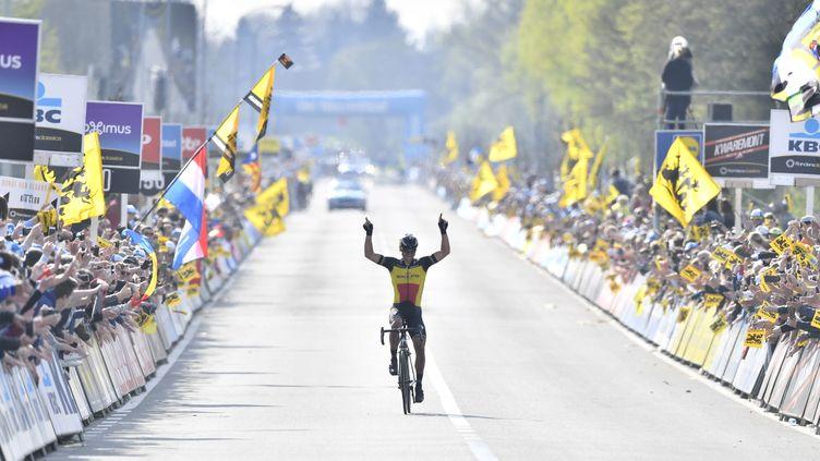Le triomphe de Philippe Gilbert (ERIC LALMAND / BELGA MAG)
