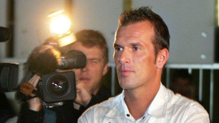 Philippe Gaumont, lors du procès en 2006