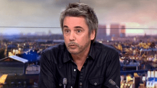 Jean-Michel Jarre invité du 20 Heures de France 2 le samedi 7 mai 2016.  (France 2)