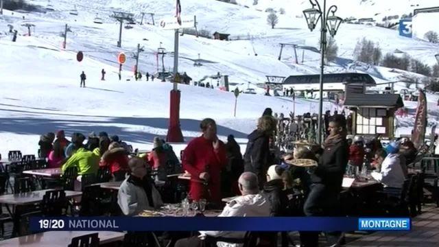 Vacances: en Savoie, le Corbier affiche complet pour les vacances de février