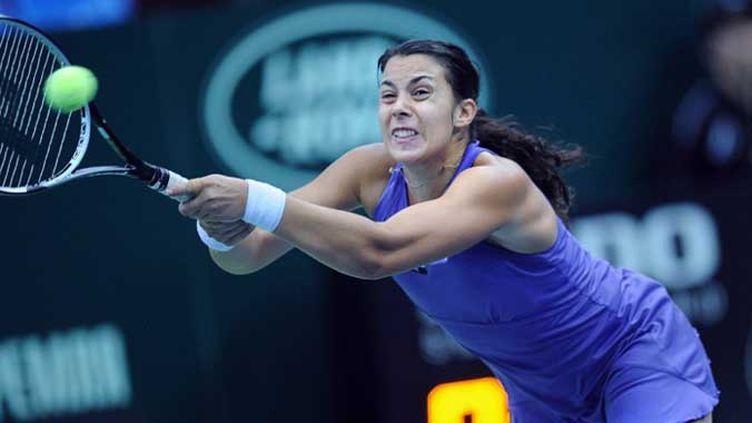 Marion Bartoli s'est qualifiée pour le 3e tour de l'US Open