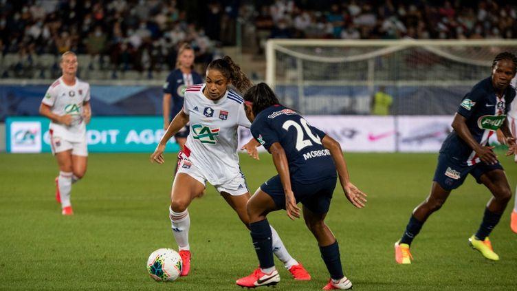 Le choc PSG-Lyon se disputera pour la première fois au Parc des Princes (ANTOINE MASSINON / A2M SPORT CONSULTING)