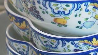 Porcelaine de Limoges (Haute-Vienne) (FRANCE 2)