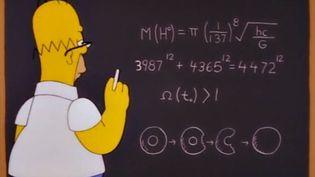 """Homer Simpson dans l'épisode""""La dernière invention d'Homer"""". (FOX / DAILYMOTION)"""