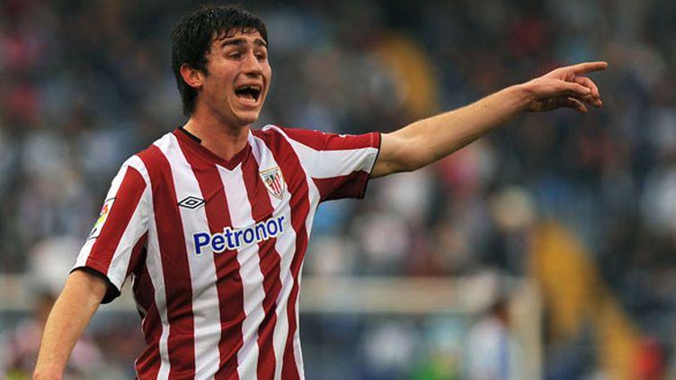 Le défenseur français de Bilbao, Aymeric Laporte