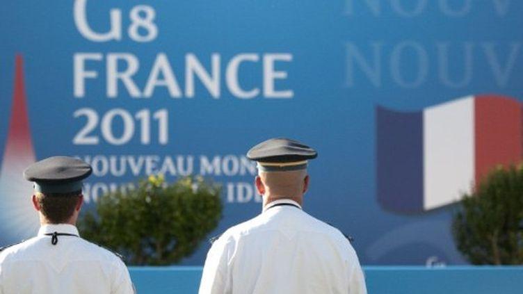 Deauville sous surveillance (AFP/LIONEL BONAVENTURE)