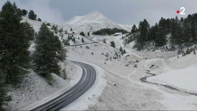 Météo : en septembre, la neige s'invite déjà à la montagne