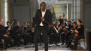 "Omar Sy, dansant dans ""Intouchables""  (KOBAL/THE PICTURE DESK)"