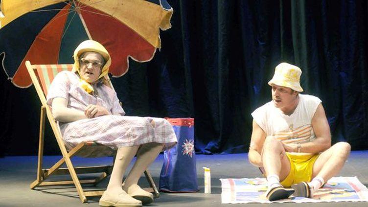 Les Bodin's sur scène  (R.Delalande/SIPA)