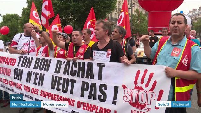"""""""Marée populaire"""" : la convergence des gauches"""