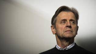 Mikhail Barychnikov à Paris, le 8 décembre 2016  (Martin Bureau / AFP)