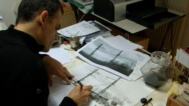 Rencontre avec Frédéric Bézian  (France 3 / Culturebox )