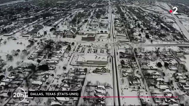 États-Unis : une vague de froid historique traverse le pays