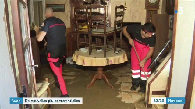 Intempéries dans l'Aude : de violents orages font de gros dégâts matériels