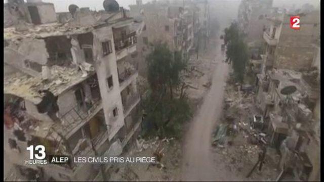 Syrie : l'évacuation des civils et des rebelles annulée